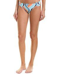 Helen Jon Tab Side Hipster Bottom - Blue