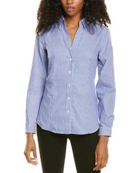Jones New York Easy Care Shirt - Blue