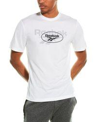 Reebok Electrogen T-shirt - White