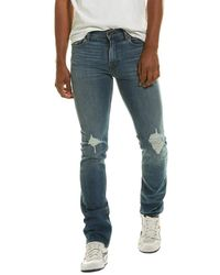 7 For All Mankind 7 For All Mankind Slimmy Indigo Slim Jean - Blue