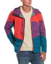 Mountain Hardwear Exposure/ 2 Gore-tex Pro Jacket - Pink
