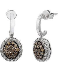 Le Vian - ? 14k 0.61 Ct. Tw. Diamond Earrings - Lyst