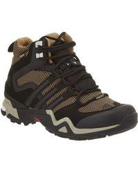 adidas Originals - Women's Fast X High Gtx Hiking Shoe - Lyst