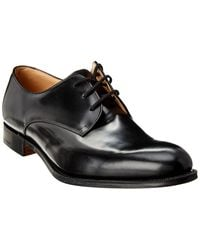Church's Classic Leather Derby - Black