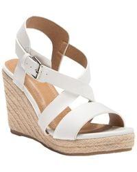 Catherine Malandrino Estaria Wedge Sandal - Multicolor