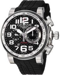 Graham Silverstone Watch - Multicolour
