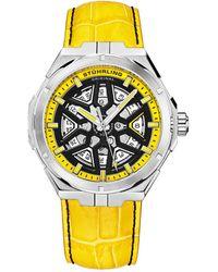 Stuhrling Original Legacy Watch - Metallic