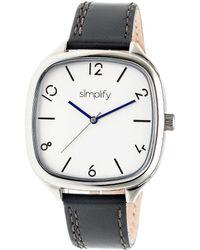 Simplify - Unisex The 3500 Watch - Lyst