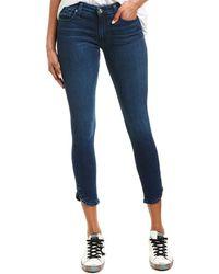 Joe's Jeans Joe?s Jeans The Icon Julie Mid-rise Skinny Ankle Cut - Blue