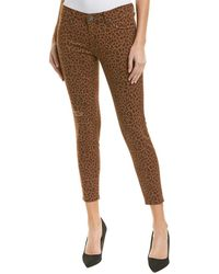 Kut From The Kloth - Donna Mocha Ankle Skinny Leg - Lyst