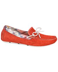 Jack Rogers - Paxton Suede Driver - Lyst