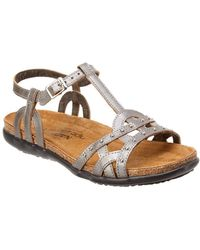 Naot - Elinor Leather Sandal - Lyst
