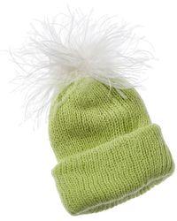 Eugenia Kim Maddox Hat - Green