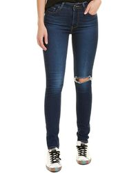 Levi's 721 London Haze High-rise Skinny Leg - Blue