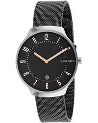 Skagen Men's Grenen Watch - Multicolour