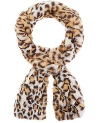 Hat Attack Scarf - Brown