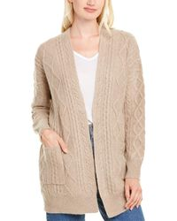 Magaschoni Cable-knit Cashmere Cardigan - Brown