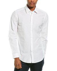 BOSS by HUGO BOSS Lukas Regular Fit Shirt - White