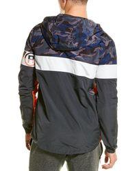 Superdry Ryley Overhead Jacket - Multicolour