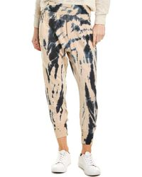 Young Fabulous & Broke Odin Jogger Pant - Blue