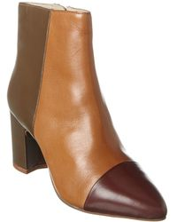 Seychelles No One Like You Leather Bootie - Brown