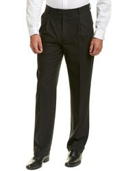 Brooks Brothers - Madison Fit Wool-blend Trouser - Lyst