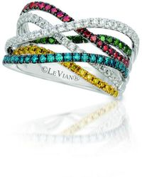 Le Vian - 14k Vanilla Gold 1.24 Ct. Tw. Diamond Ring - Lyst