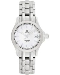 Omega Omega Seamaster Watch - Metallic