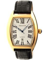 Heritor - Men's Redmond Watch - Lyst