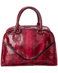 Beirn Small Ali Bag - Red