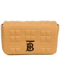 Burberry Lola Quilted Leather Bum Bag - Multicolor