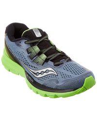 Saucony - Zealot Iso 3 Running Shoe - Lyst