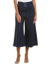 AG Jeans - Irj Indigo Knit Three Pant - Lyst