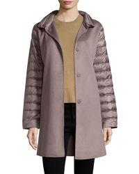 Bogner - Wilma Quilted Coat - Lyst