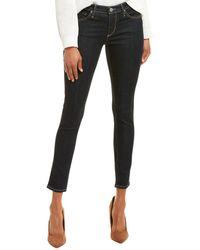 AG Jeans The Legging Indigo Spring Super Skinny Ankle Cut - Blue