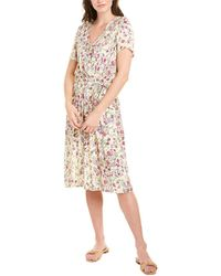 Velvet By Graham & Spencer Rona Midi Dress - Pink