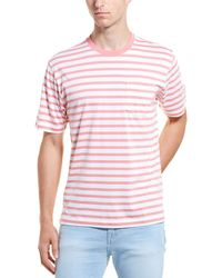 Brooks Brothers T-shirt - Pink