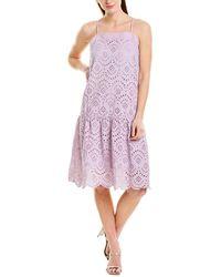 Nation Ltd - Rayna Mini Dress - Lyst
