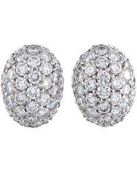 Roberto Coin 18k 2.40 Ct. Tw. Diamond Earrings - Metallic