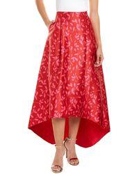 Sachin & Babi Avalon High-low Skirt - Pink