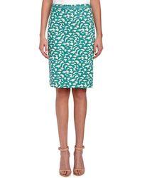 Boden Skirt - Green