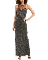 Adrianna Papell Gown - Black