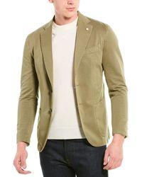 Lubiam Jack Sport Coat - Green