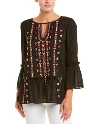 Laundry by Shelli Segal Top - Black