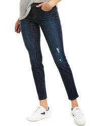 Siwy Lauren One Way Skinny Leg Jean - Blue