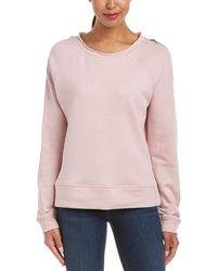Joe's Jeans Emily Sweatshirt (dream) Sweatshirt - Pink