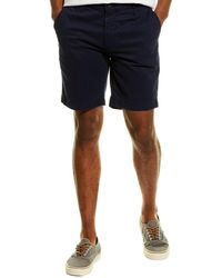 AG Jeans The Wanderer Indigo Dark Ink Slim Tailored Short - Blue
