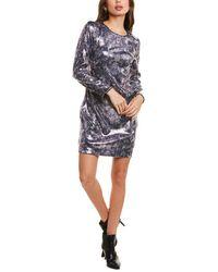 Vince Camuto Sequin Mini Dress - Multicolour