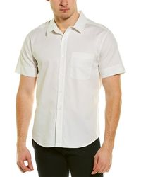 Michael Stars Slim Fit Shirt - White