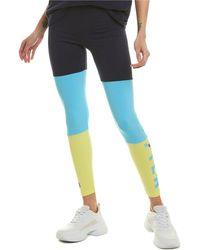 Fila Erin High-waist Legging - Blue